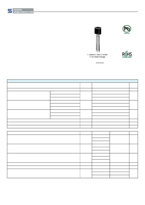 bc550c transistor equivalent bc550c データシート pdf npn transistor