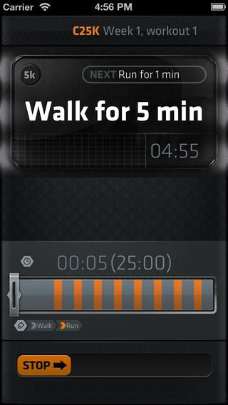 couch to 8k app top 9 running apps for 2014 running metronome