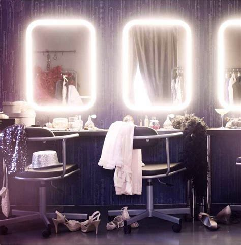 makeup mirror with lights ikea 187 best bathroom images on pinterest