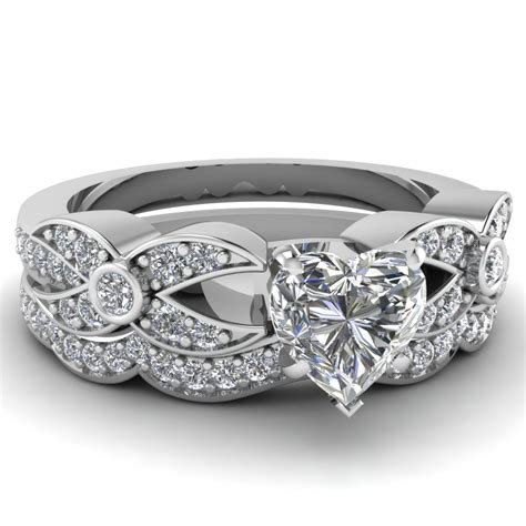 diamond wedding ring sets weneedfun