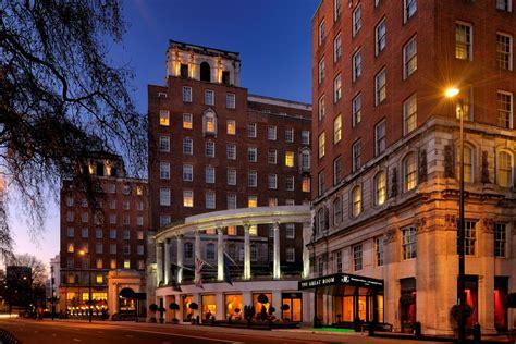 historic hotel  park lane london grosvenor house