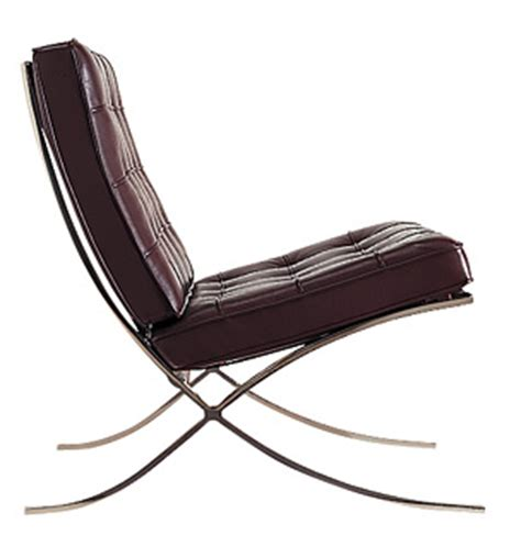 Vintage Furniture ? Real or Fake? Mies van der Rohe?s Barcelona Chair   The JetSetRnv8r