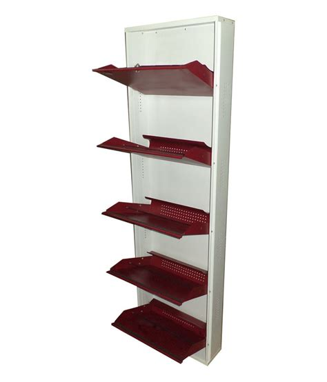 shoe storage wall mounted aditi wall mounted metal shoe rack buy aditi wall
