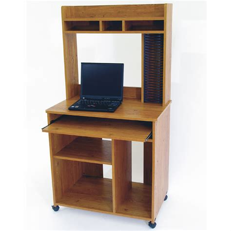 country computer desk buy corner computer desk in country pine finish w shelves