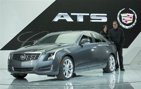 Is Cadillac An American Car by Cadillac Ats Named 2013 American Car Of The Year