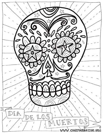 coloring pages for dia de los muertos pin by sunnyearthacademy on el d 237 a de los muertos pinterest