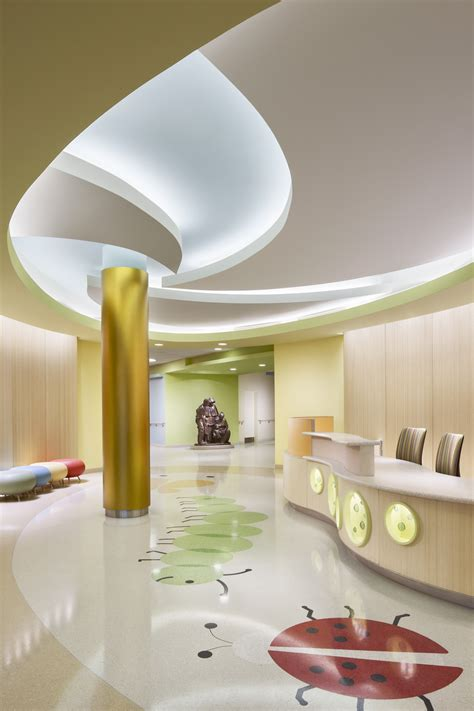 design for health perkins eastman elizabeth seton pediatric center