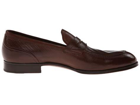 split toe loafer gravati split toe rodeo calf loafer in brown for