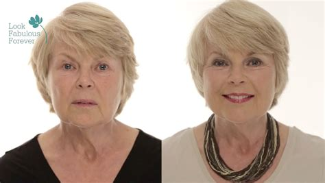 makeover age 60 makeup for older women face makeup for a fresh and