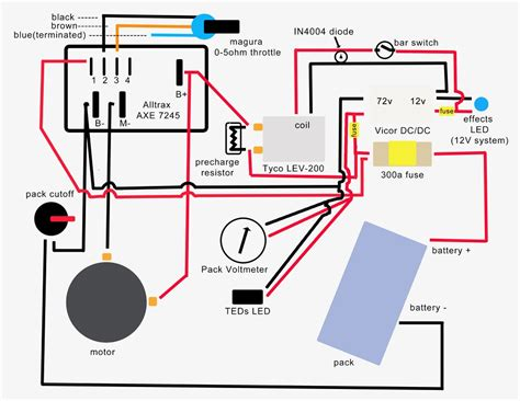 wuxing electric scooter wiring diagram wiring diagram
