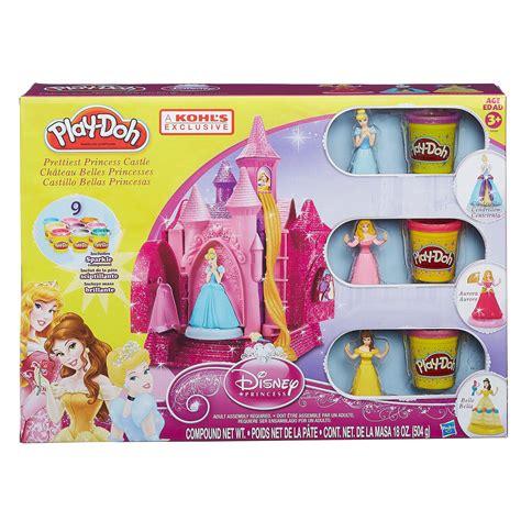Dijamin Dough Princess Toys play doh disney princess prettiest princess castle set
