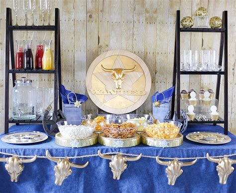 Western Baby Shower Decorations by Western Baby Shower Ideas Sorepointrecords