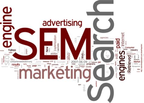 Search Engine Marketing Sem Search What Is Sem