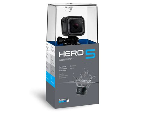 Gopro Hero5 Session gopro videocamera impermeabile hero5 session