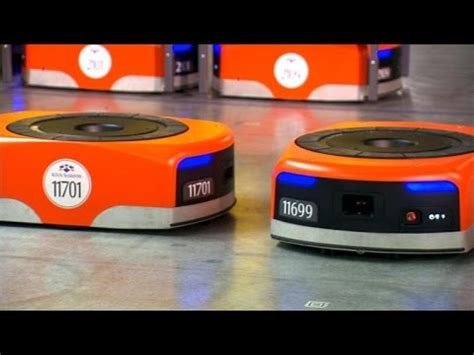 cnet news meet  robots making amazon  faster youtube
