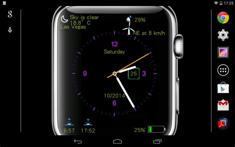 Live Wallpaper Apple Watch | mywatch live wallpaper android apps on google play