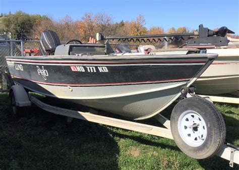lund boats deadrise lund pro v 1700 aluminum boats used in minot nd us