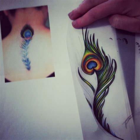 tattoo peacock feather tumblr peacock feather tattoo on tumblr
