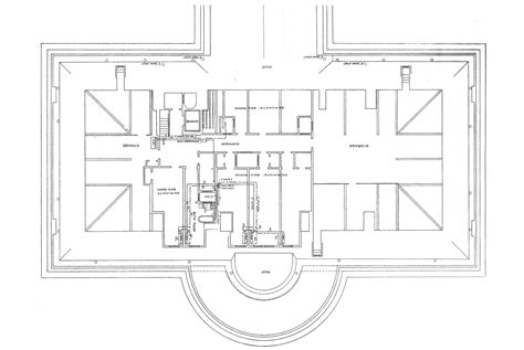 white house layout floor plan white house floor plans images cottage house plans
