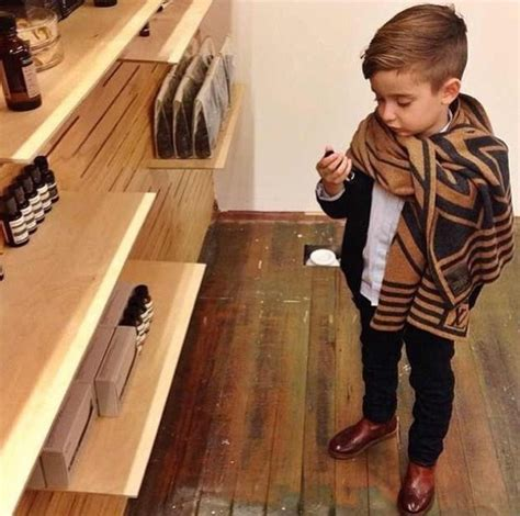 how to make a dapper kids hair scarf guys kids fashion toddler kids fashion kids