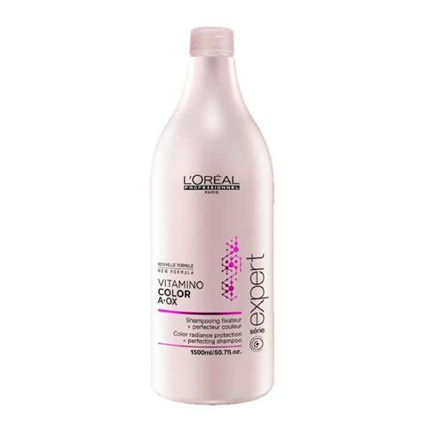 Loreal Hair Vitamin l oreal serie expert vitamino color shoo 1500ml ebay