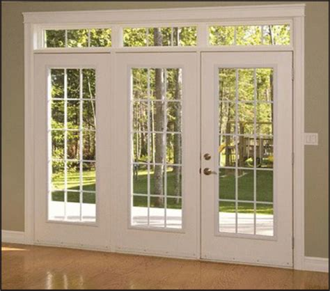 Backyard Doors by Knoxville Patio Doors Siding And Windows