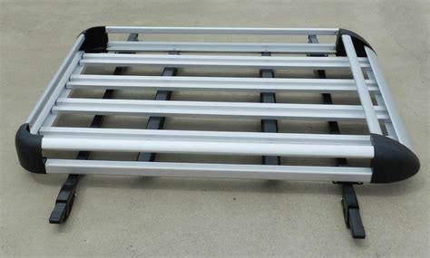 Cargo Carrier Without Roof Rack by New 1 3m Aluminium Car 4wd Roof Rack Carrier Luggage Box