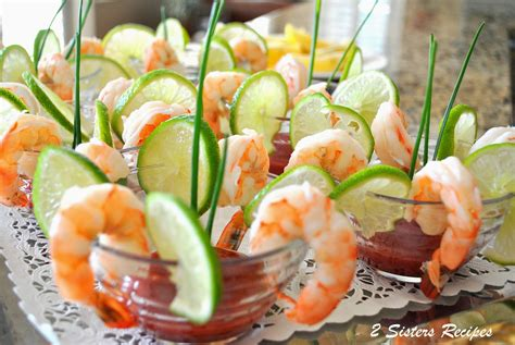 martini shrimp shrimp cocktail with vodka sauce 2 sisters recipes by