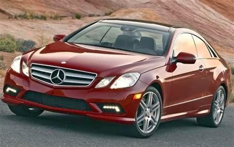 mercedez bench used 2011 mercedes benz e class coupe pricing for sale