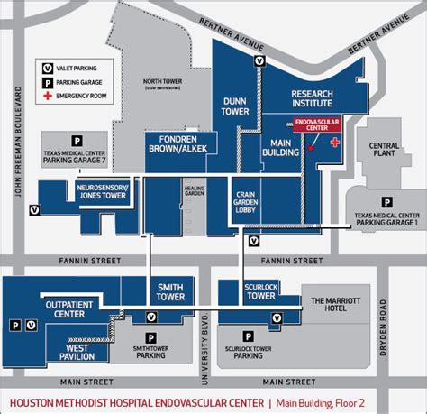 houston methodist st map endovascular center houston methodist