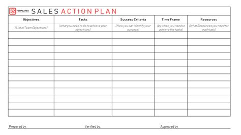Action Plan Templates 100 Free Templates Word Excel Pdf Sales Plan Template Excel