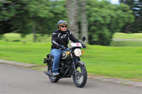 Jual Kawasaki W 175 Se Kaskus impresi perdana kawasaki w175 agak menunduk tapi tetap