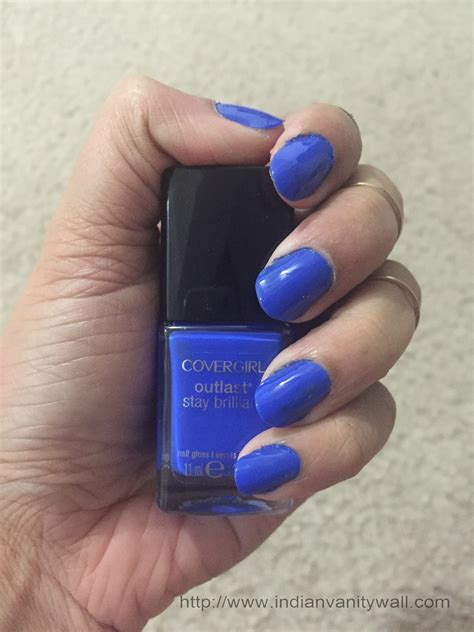 Covergirl Outlast Stay covergirl outlast stay brilliant nail gloss mutant notd
