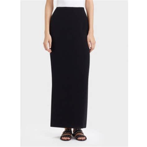 Black Floor Length Skirt by 59 Susan Barry Dresses Skirts Black Floor Length