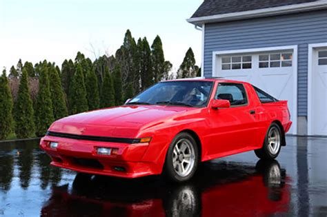 mitsubishi conquest find of the day 1987 mitsubishi starion esi r turbo for