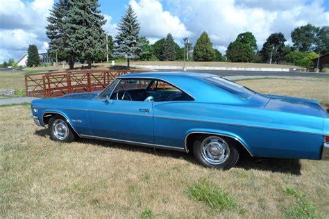 restovivor 1966 impala sport big block