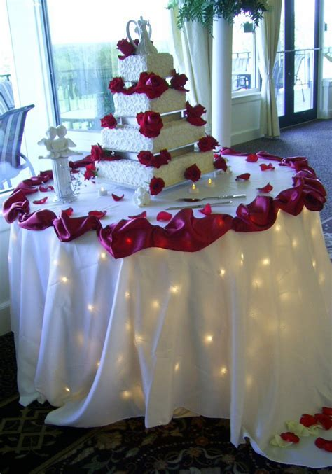 Pin by Doryn Santa on Wedding cakes   Wedding cake table