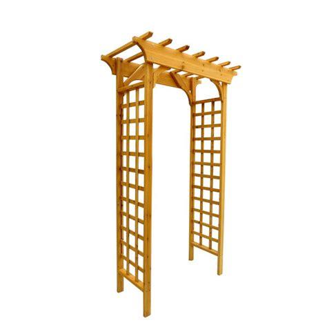 Wooden Arch Trellis arbor wooden arch trellis