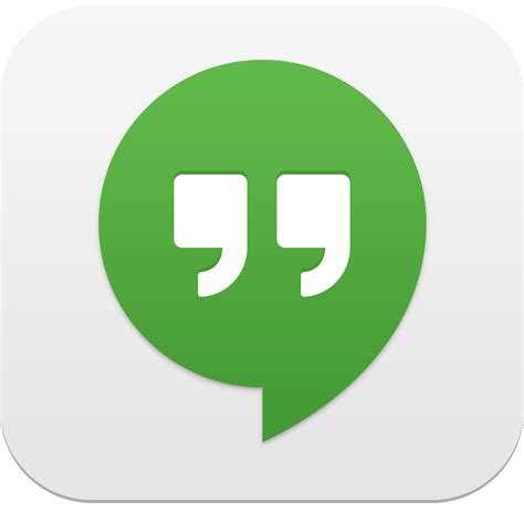 logo app s hangouts is but not enough igerry