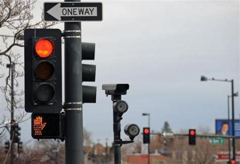 do i have to pay red light camera ticket denver city employees skip out on paying red light