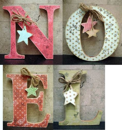noel wood letters noel letters advent calendar front by 20something at splitcoaststers