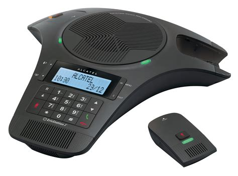 mobile phone conference call alcatel