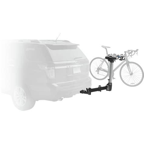 thule bike rack swing away thule apex swing away bike rack 4 bike backcountry com
