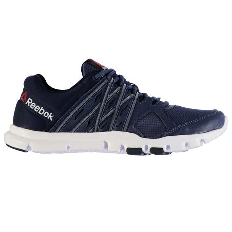 sports direct reebok shoes reebok reebok yourflex 8 trainers mens shoes