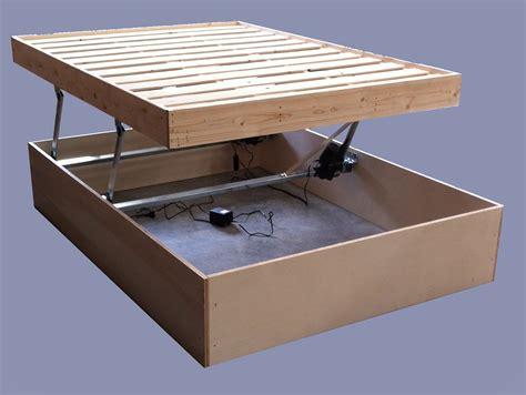 coffre lit fabriquer lit coffre rm33 jornalagora