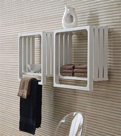 radiatori scaldasalviette per bagno 22 esempi di termoarredo bagno dal design moderno e