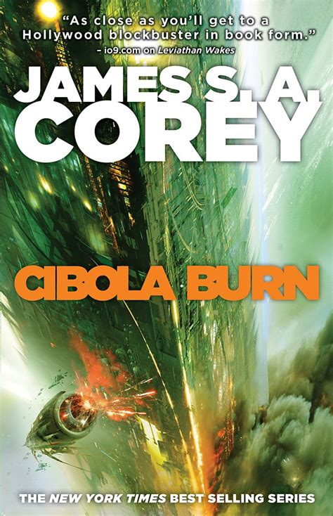 Cibola Burn The Expanse cibola burn the expanse tome 4 s a corey