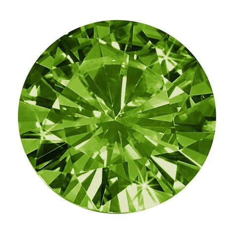 Chrome Diobsite chrome diopside 3mm faceted aaa grade