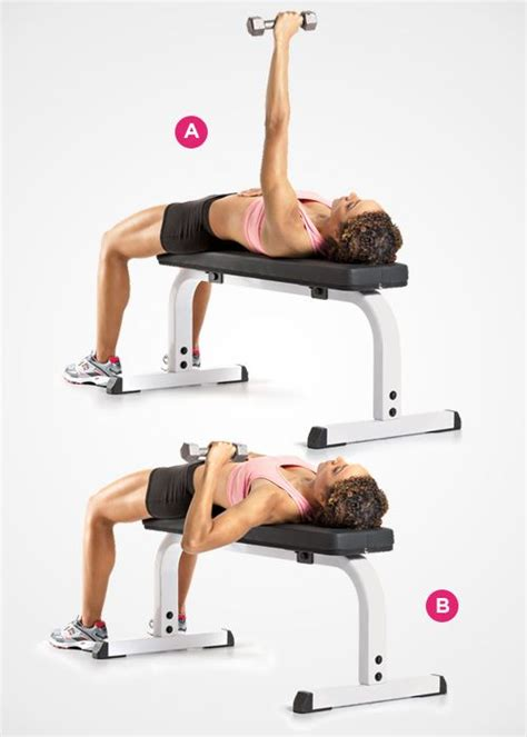 chest exercises dumbbells without bench dumbbell exercises for chest and arms without bench how
