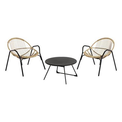 Table Et Banc Pliant Castorama by Free Salon De Jardin En Mtal Collection Cubanova Castorama